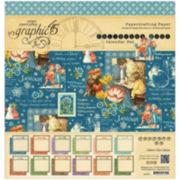 "Children's Hour 12x12"" Calendar Pad"