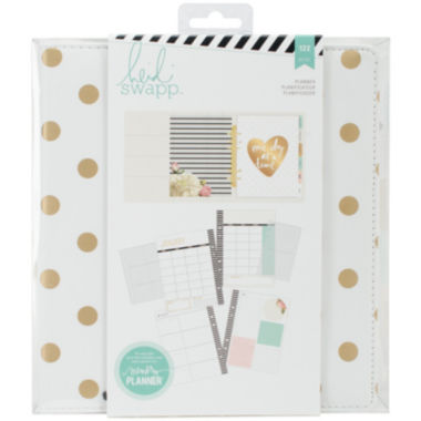 jcpenney.com | American Crafts Large Gold Foil Dots Planner