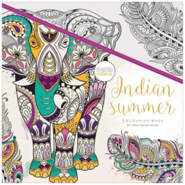 jcpenney.com | Indian Summer Coloring Book