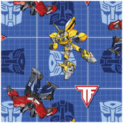 Hasbro Transformers Transformer Patch Cotton Fabric - 15 Yards