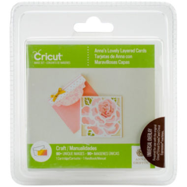jcpenney.com | Cricut Shape Cartridge Lovely Layers