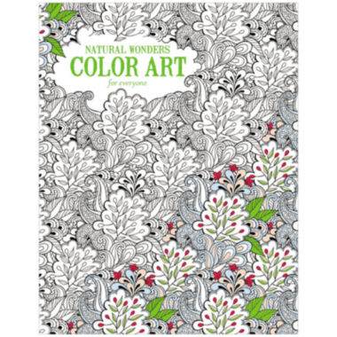 jcpenney.com | Leisure Arts Natural Wonders Coloring Book