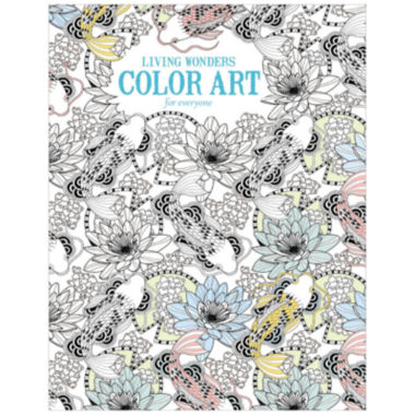 jcpenney.com | Leisure Arts Living Wonders Coloring Book