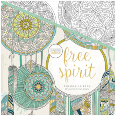 jcpenney.com | Free Spirit Coloring Book