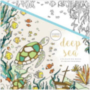 Kaisercraft Deep Sea Coloring Book