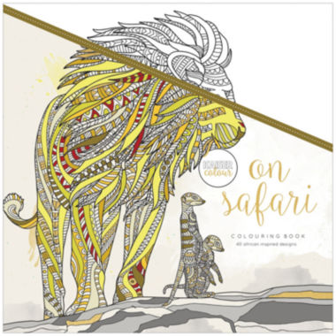 jcpenney.com | Kaisercraft On Safari Coloring Book