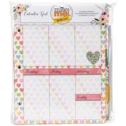 Calendar Girl Daily Planner
