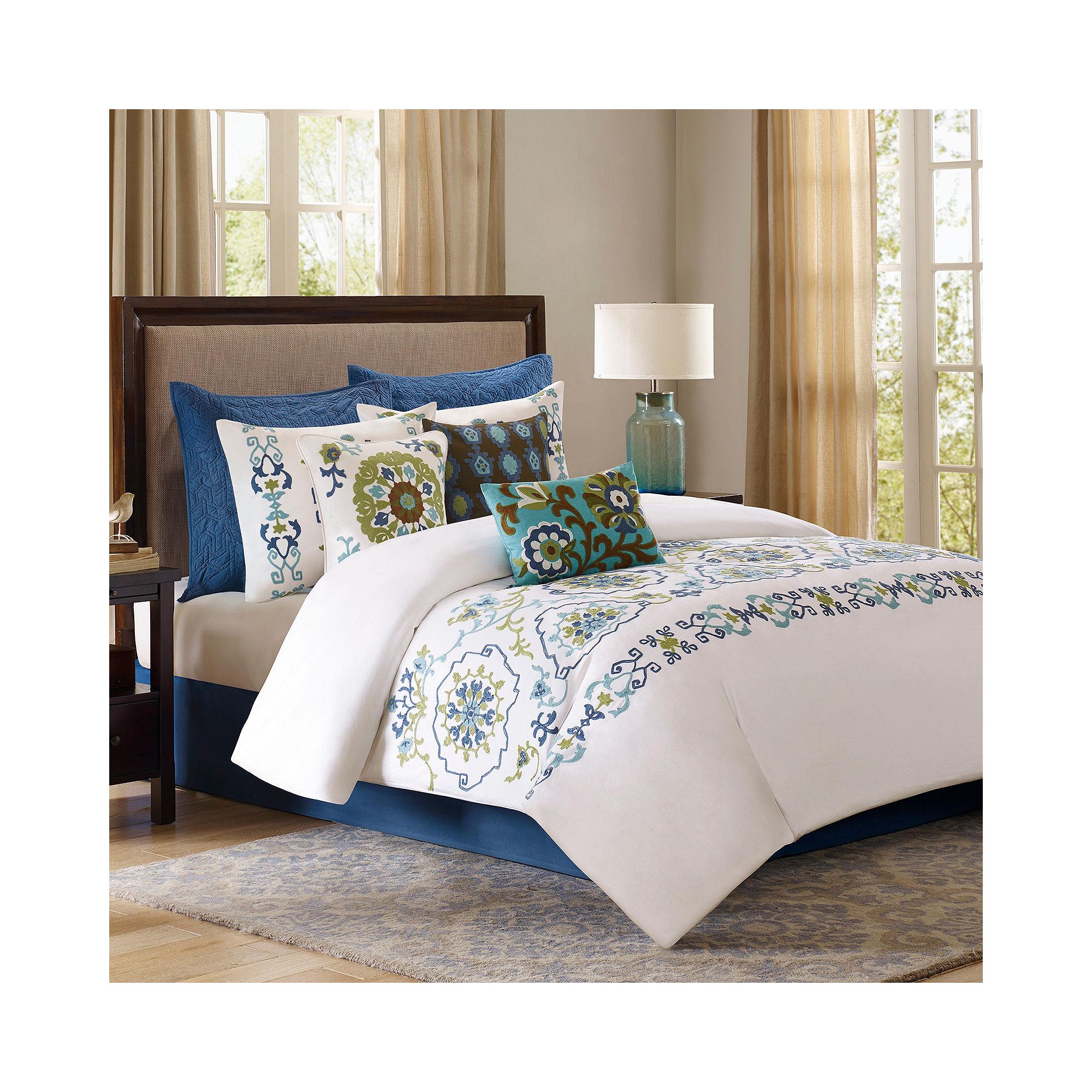 GET Floral Spray 5 Pc Comforter Set LIMITED Bedding