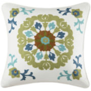 "Harbor House Arietta 18"" Square Decorative Pillow"