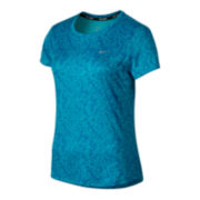 Nike® Pronto Miler Short-Sleeve Top