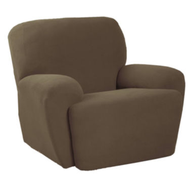 jcpenney.com | Maytex Smart Cover® Pixel Stretch 3-pc. Recliner Slipcover