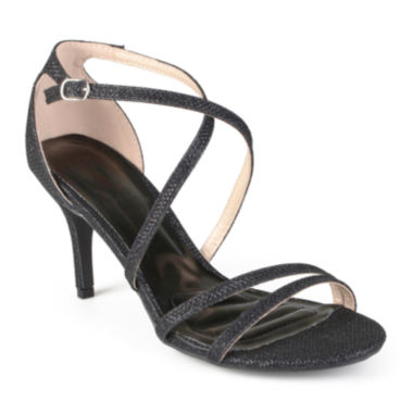 jcpenney.com | Journee Collection Lux Strappy Pumps