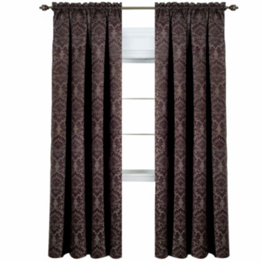 jcpenney.com | Sutton Blackout Rod-Pocket Curtain Panel