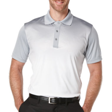 jcpenney.com | PGA TOUR® Short-Sleeve Embossed Ombre Polo