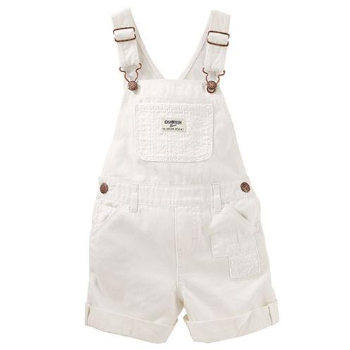 Oshkosh Shortalls - Baby