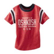 OshKosh B'gosh® Logo Tee - Boys 2t-4t