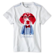 Okie Dokie® Short-Sleeve Graphic Tee - Boys 12m-6y