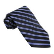 Stafford® Serenity Stripe Silk Tie