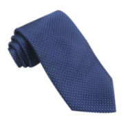 Stafford® Serenity Dot Silk Tie