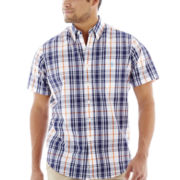 U.S. Polo Assn.® Plaid Button-Front Shirt