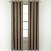 Royal Velvet® Whittier Grommet-Top Curtain Panel