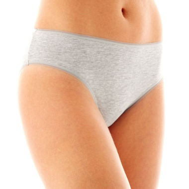 jcpenney.com | Ambrielle® Tailored High-Cut Panties