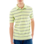 Arizona Jersey-Stripe Polo Shirt