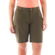 Lee® Comfort Fit Cargo Bermuda Shorts - Plus