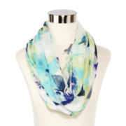Tropical Cowl Scarf