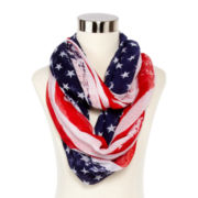 Flag Loop Scarf