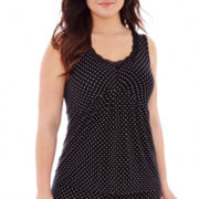 Ambrielle® Sleeveless Night Shirt