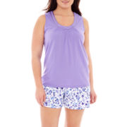 Earth Angels® Boxer Pajama Set - Plus
