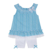 Little Lass Top and Shorts Set – Baby Girls 3m-24m