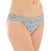 Arizona Print Hipster Swim Bottoms - Juniors