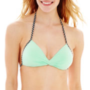 Arizona Twist Push-Up Bralette Swim Top - Juniors
