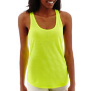 Arizona Racerback Solid Tank Top