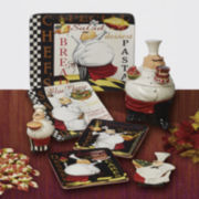 Certified International Chef's Special Dinnerware Collection