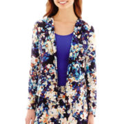 Worthington® Print Soft Jacket