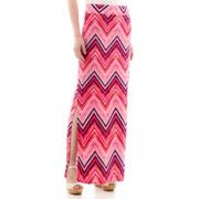 a.n.a® Side-Slit Maxi Skirt - Petite