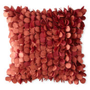 JCPenney Home™ Belle Petals Decorative Pillow