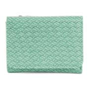Mundi® Anna Trifold Woven Wallet
