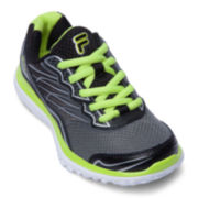 Fila® Countdown 3 Boys Running Shoes - Little Kids/Big Kids