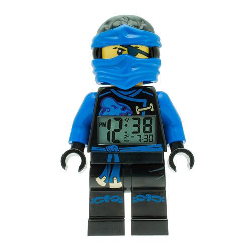 LEGO® Ninjago Sky Pirates Jay Minifigure Alarm Clock