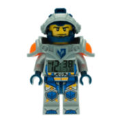 LEGO® Nexo Knights Clay Minifigure Alarm Clock