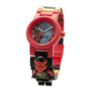 LEGO® Ninjago™ Sky Pirates Kai Kids' Minifigure Link Watch