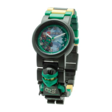 jcpenney.com | LEGO® Ninjago™ Sky Pirates Lloyd Kids' Minifigure Link Watch