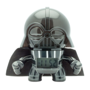 "jcpenney.com | Bulb Botz Star Wars® Darth Vader 3.5"" Tall Digital Alarm Clock"