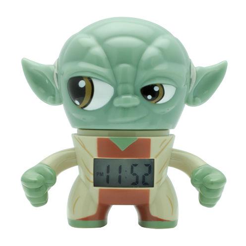 Star Wars® Bulb Botz Yoda Alarm Clock