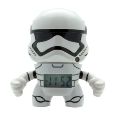 jcpenney.com | Star Wars® Bulb Botz Episode 7 Storm Trooper Alarm Clock