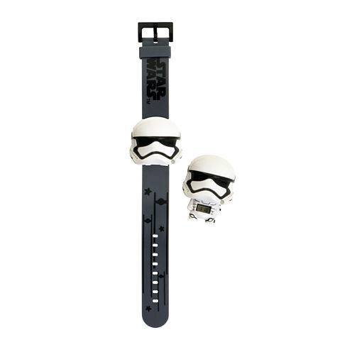Star Wars® Bulb Botz Episode 7 Storm Trooper Watch